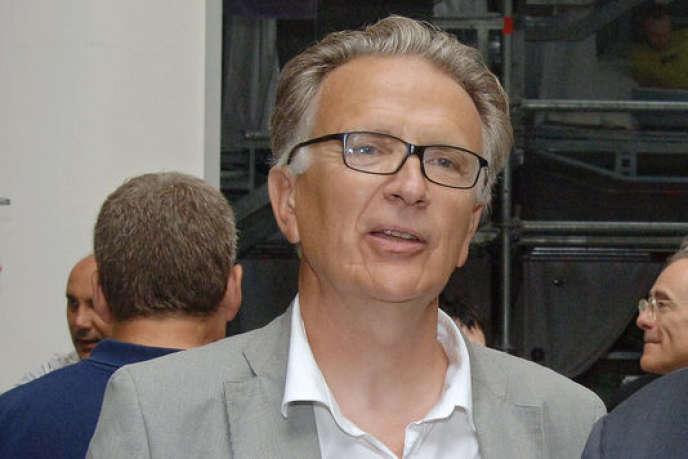L'architecte Patrick Bouchain (ici à Venise en septembre 2006) est l'invité d'honneur de cette première biennale.