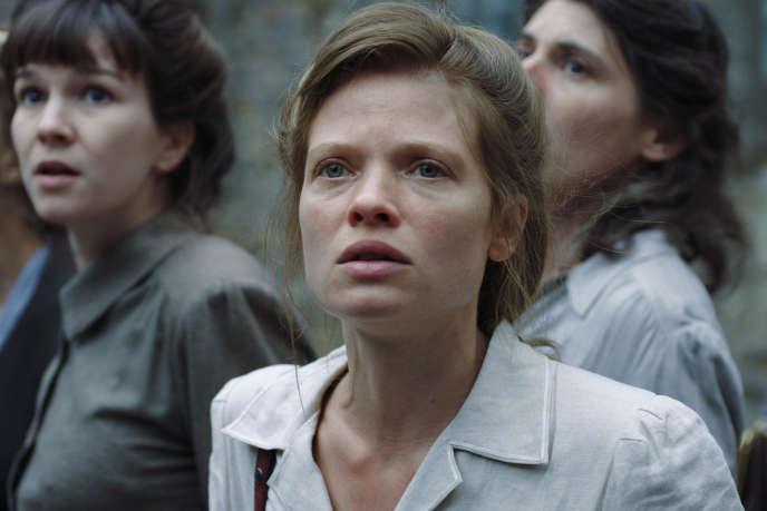«La Douleur», un film d'Emmanuel Finkiel avec Mélanie Thierry dans le rôle de Marguerite Duras.
