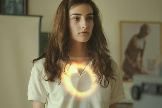 Sandra Escacena dans« Veronica», de Paco Plaza.