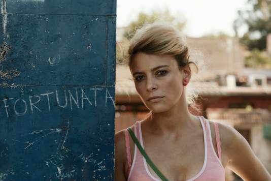 Jasmine Trinca dans« Fortunata», de Sergio Castellitto.