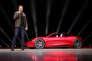 Le patron de Tesla, Elon Musk, en novembre 2017, à Hawthorne, en Californie.