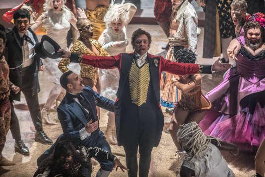 Hugh Jackman dans« The Greatest Showman», de Michael Gracey.