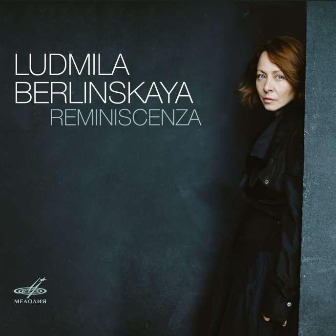 Pochette de l'album«Reminiscenza», deLudmila Berlinskaya.
