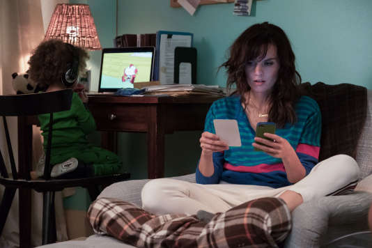 Frankie Shaw (Bridgette Bird) dans « SMILF ».