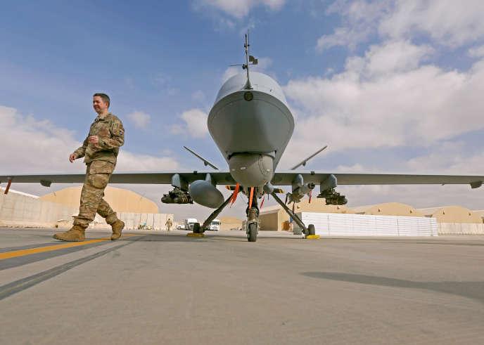 Le nombre d'attaques menées par des drones américains a considérablement augmenté depuis l'investiture de Donald Trump à la Maison Blanche en janvier 2010.