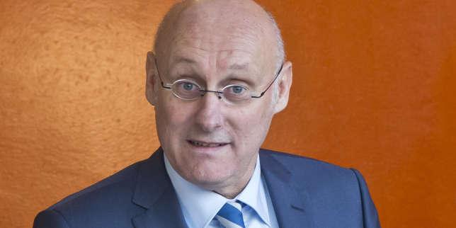 Bernard Laporte, à Marcoussis (Essonne), le 8 janvier.