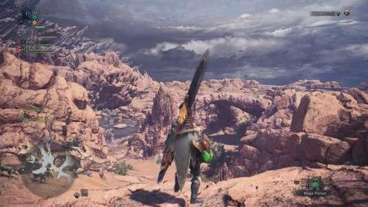 « Monster Hunter World» est le premier épisode sur PS4 et Xbox One. Il offre le terrain de jeu le plus immersif de l'histoire de la saga.