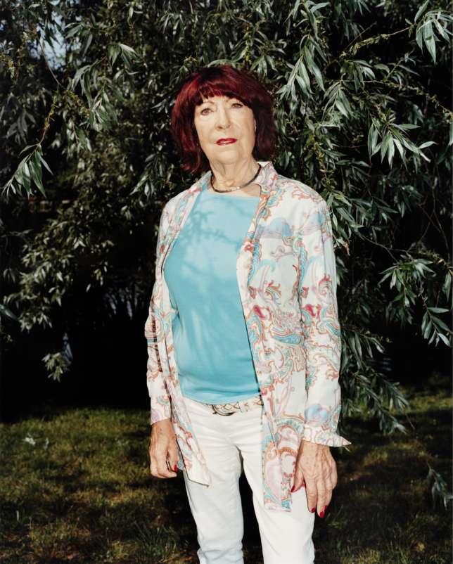Gisela Zirn, née en 1939 à Dortmund.