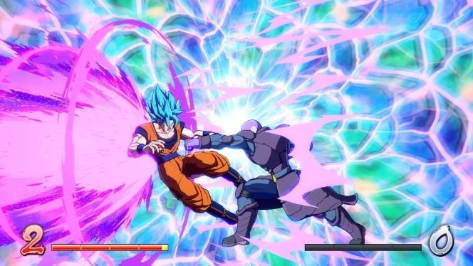 «Dragon Ball FighterZ».