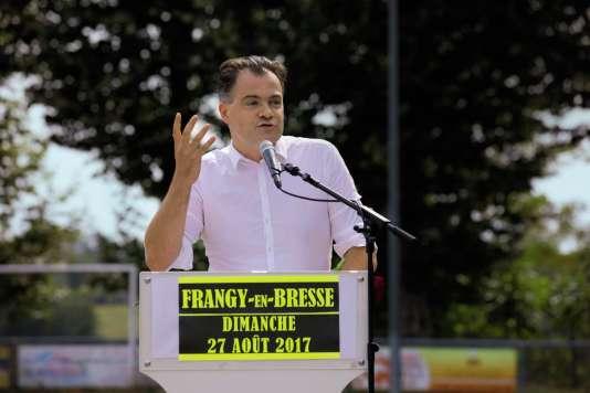« On nous accuse d'acharnement, mais Richard Ferrand mérite un procès », affirme Jean-Christophe Picard, le président d'Anticor.