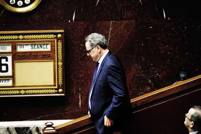 Anticor a déposé plainte contre Richard Ferrand, chef de file des députés LRM, dans le dossier des Mutuelles de Bretagne.