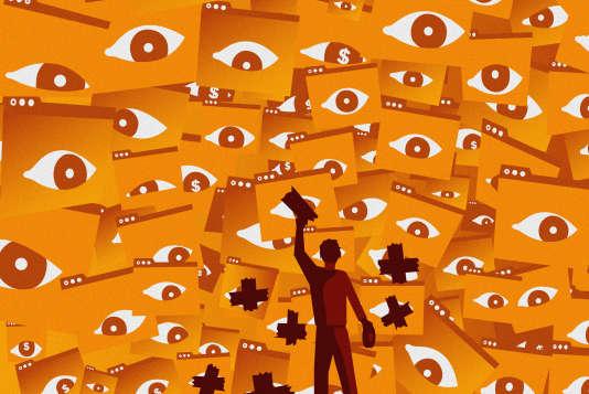 Les données avaient été collectées sur Facebook, LinkedIn, Twitter, ainsi que d'autres sites.