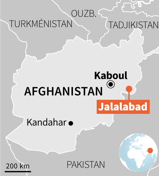 L'attaque a eu lieu à Jalalabad, dans le nord-est du pays.