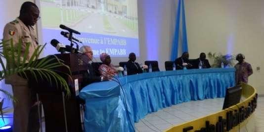 Lancement, le 22 janvier à Bamako, du Masteren maintien de la paix et reconstruction de l'Etat post-conflit àl'Ecole de maintien de la paix Alioune Blondin Beye.
