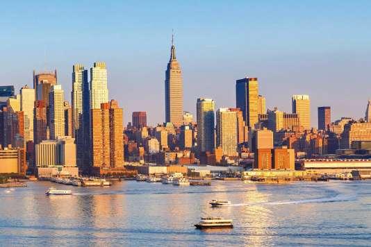 « Wonderful Town», une comédie musicale de Leonard Bernstein, avec New York comme décor.
