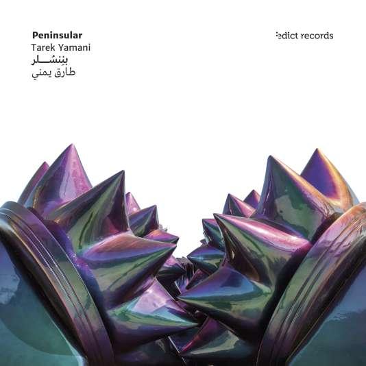 Pochette de l'album «Peninsular», de Tarek Yamani.