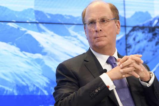« De très nombreuses entreprises américaines ont réaffirmé leur engagement à lutter contre le changement climatique alors même que l'administration Trump n'en fait pas une priorité» (Larry Fink, directeur général de BlackRock à Davos, le 25 janvier).