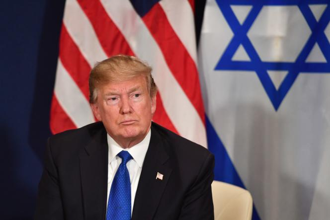 « Ils nous ont manqué de respect il y a une semaine en n'autorisant pas notre grand vice-président à les rencontrer, alors que nous leur donnons des centaines de millions de dollars d'aide », a lancé Donald Trump, à Davos.