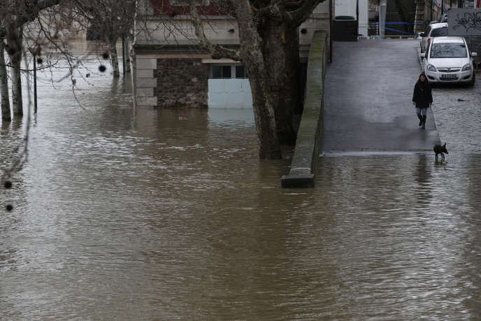 A Paris, jeudi 25 janvier.