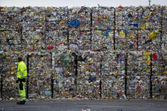 L'Allemagne ne sait plus quoi faire de ses emballages en plastique