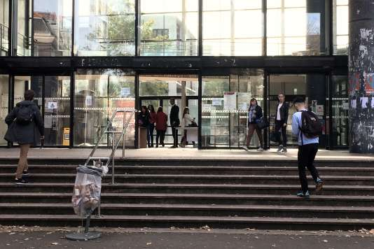 Université de Lille 2 - Faculté Droit et Santé - septembre 2017