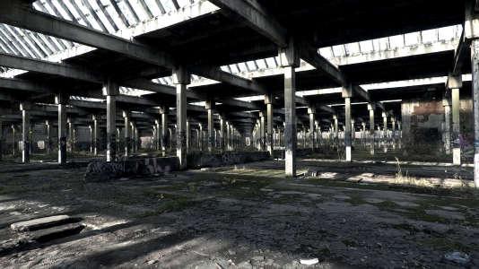L'ancien bâtiment de l'Union Werke.