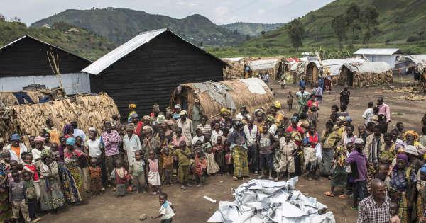 Près de 3500 Congolais fuyant des combats se sont réfugiés au Burundi