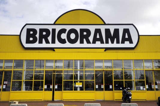 Un magasin Bricorama, à Bry-sur-Marne (Val-de-Marne), près de Paris.