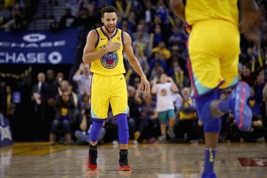 Stephen Curry, le 25 janvier.