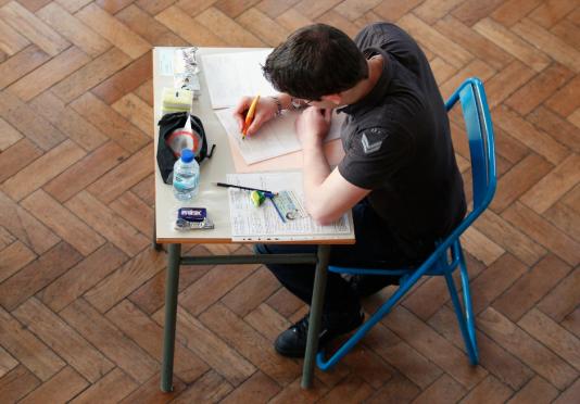 Photo d'illustration - Baccalauréat 2012