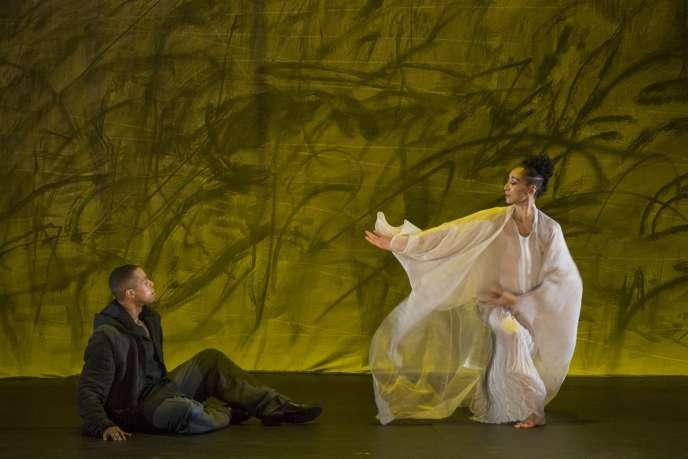«Only the Sound Remains»,de Kaija Saariaho à l'Opéra Garnier à Paris.