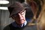 Woody Allen à New York en novembre 2017.