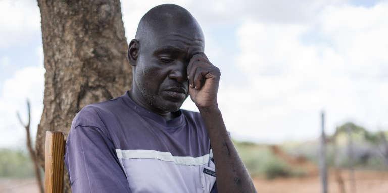 Noboth Moyo, 41 ans, fut témoin des massacres deGukurahundi.