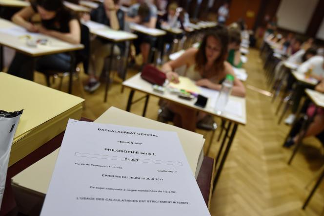 L'épreuve de philosophie est, chaque année, celle qui ouvre les écrits du baccalauréat.