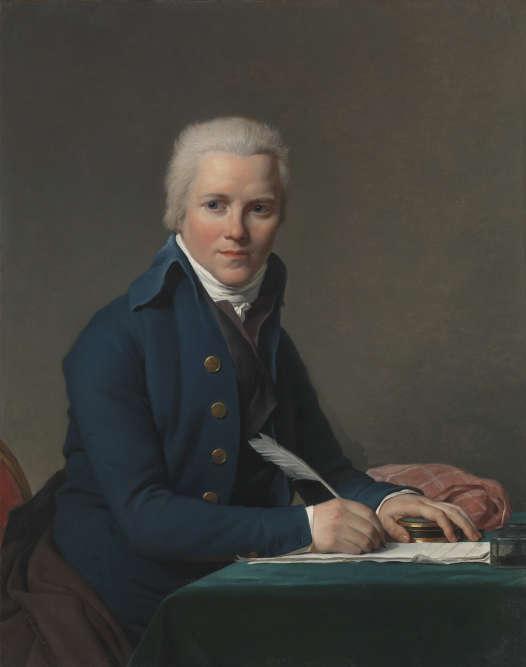 «Jacobus Blaauw, diplomate néerlandais, fut envoyé à Paris à la fin du XVIIIesiècle pour négocier la paix après l'invasion de la France aux Pays-Bas. Il joua un rôle très important dans le développement du réseau artistique franco-néerlandais à l'aube du XIXe siècle.»