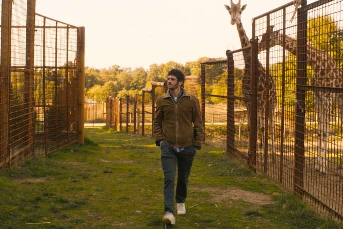 Félix Moati dans «Gaspard va au mariage», réalisé par Antony Cordier.