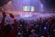 En 2015, la finale du championnat League of Legends à Berlin. Elle aurait été vue par 36 millions d'internautes.Le jeu vidéo le plus joué du monde vient d'ouvrir la première saison de la LCS NA (Ligue of Legends Championship Series, North America), sa toute nouvelle compétition américaine.