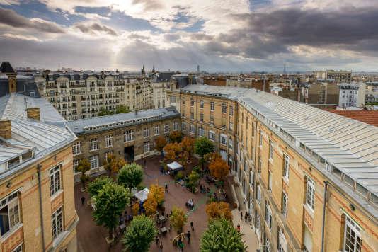 A l'ESCP, une année de master« grande école» est facturée 16 000 euros.