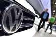 Lors de l'assemblée générale annuelle des actionnaires allemands du constructeur automobile Volkswagen, en 2016.
