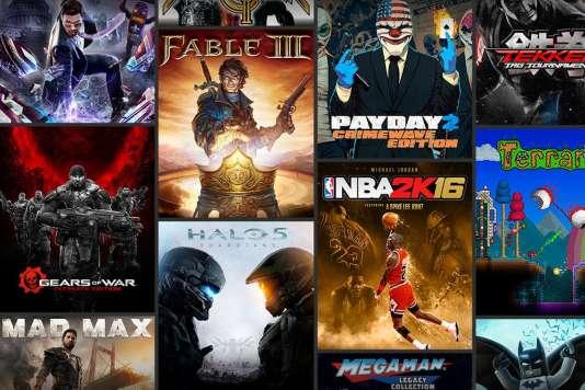 Le gros des catalogues Xbox Game Pass et PS Now est similaire. Microsoft se distingue par son prix, quelques exclusivités et des nouveautés immédiatement en ligne.