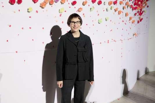 Nancy Spector travaille depuistrente ans au Guggenheim de New York.
