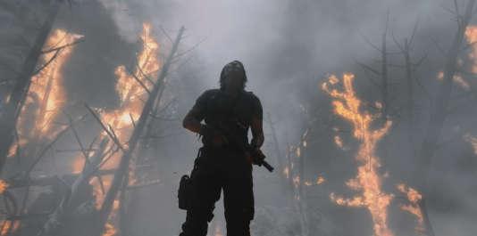 «Altered Carbon»,série créée par Laeta Kalogridis.