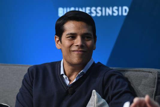 Nirav Tolia, fondateur et directeur général de Nextdoor, le 29 novembre 2017 à New York.