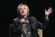 L'ancienne candidate démocrate à la Maison Blanche, Hillary Clinton, le 15 décembre 2017.