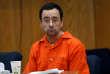 Après deux procès le médecin Larry Nassar, comparaissait à nouveau jugé depuis mercredi, cette fois par le tribunal de Charlotte, dans le Michigan.