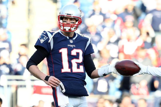 Tom Brady en 2018.