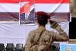 Un combattant des forces loyales au président yéménite Abd Rabbo Mansour Hadi, à Taez, le 17 janvier.