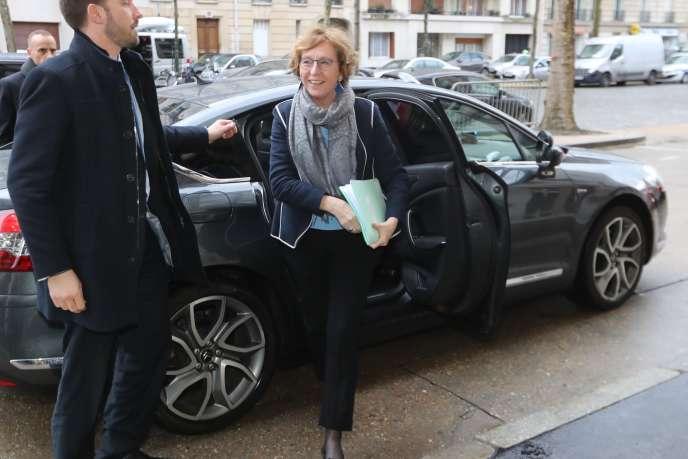 Pour « les réformateurs, l'intérêt commun et général réside en la pérennité de l'entreprise gérée dans une optique à long terme, seule à même de promouvoir à la fois son développement et l'intérêt général» (La ministre du travail, Muriel Pénicaud, le 1er février à Paris).