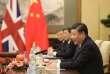 Le président Xi Jinping à Pékin, le 1er février.