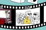 TVA, part des exploitant, rémunération des acteurs... « Dessine moi l'éco » décrypte les différents éléments qui entrent en compte dans la définition du prix d'un ticket de cinéma.